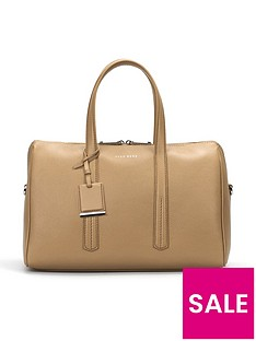 hugo-boss-taylor-duffle-leather-bag-stone