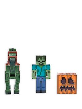 minecraft-zombie-with-zombie-horse