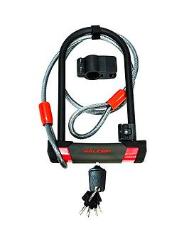 raleigh-raleigh-ulc230-u-lock-and-cable-bike-lock