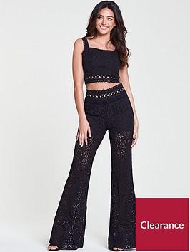 michelle-keegan-broderienbspladder-trim-wide-leg-trouser-black