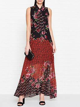 guess-riley-maxi-dress-in-rose-print-multicolour