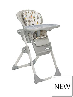 joie-mimzy-lx-highchair-in-the-rain