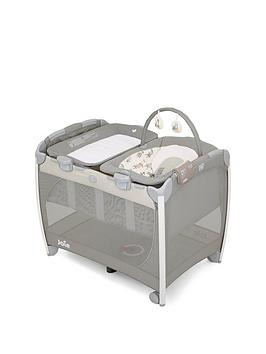 Joie Baby Excursion Change  Bounce Travel Cot