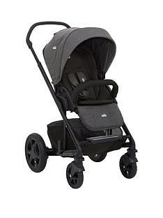 joie-chrome-dlx-pushchair-and-carrycot