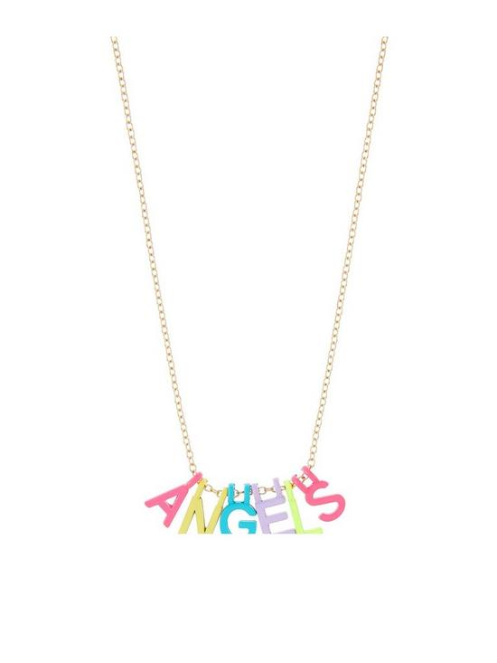 Accessorize make your own letter necklace very aloadofball Images