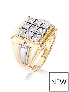 love-diamond-love-diamond-9ct-yellow-gold-10-point-diamond-mens-ring