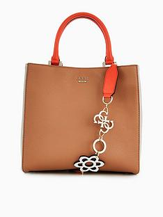 guess-dania-tanorange-shopper-bag