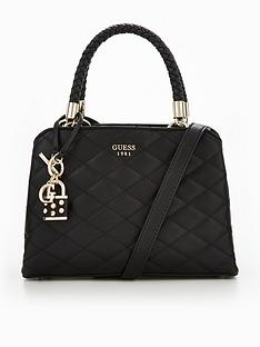 guess-penelope-black-satchel-bag