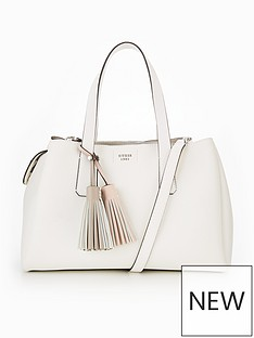 guess-trudy-white-satchel-bag