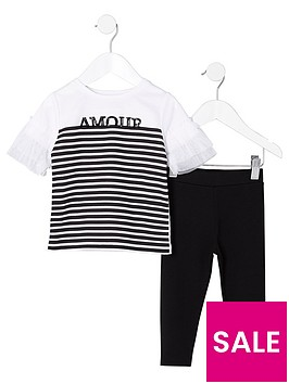 river-island-mini-girls-white-stripe-print-t-shirt-outfit
