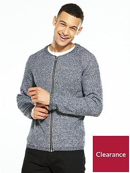 selected-homme-shane-zip-cardigan
