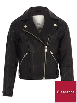 river-island-girls-black-faux-leather-biker-jacket
