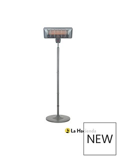 la-hacienda-standing-quartz-patio-heater-2000w
