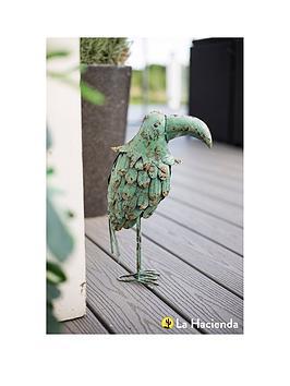la-hacienda-calypso-bird-decorative-accessory