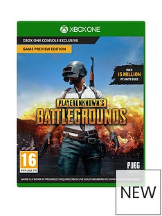 xbox-one-playerunknownsnbspbattlegrounds