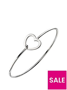 the-love-silver-collection-sterling-silver-polished-open-heart-bangle