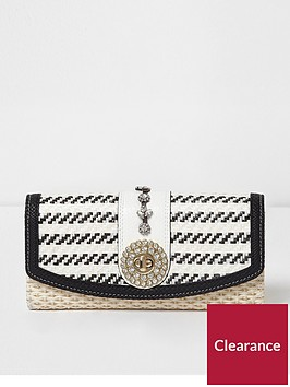 river-island-embellished-woven-purse