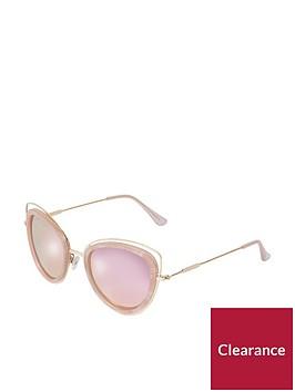 river-island-cat-eye-pink-sunglasses