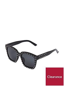 river-island-black-studded-sunglasses