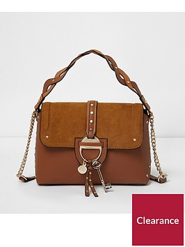 river-island-river-island-western-metal-front-cross-body-bag