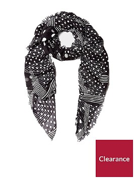 river-island-spot-frill-scarf