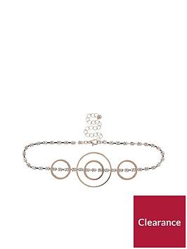 river-island-river-island-circle-amp-cupchain-choker-necklace