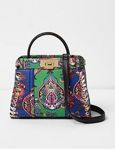 river-island-baroque-print-mini-tote-bag