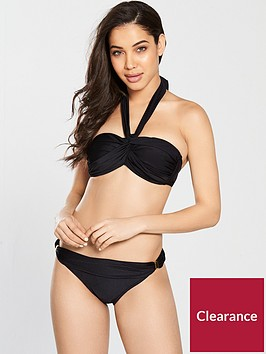 v-by-very-twist-front-halter-tie-bikini-set-black