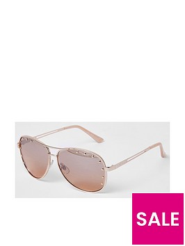 river-island-studded-sunglasses--gold