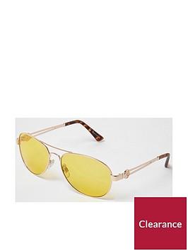 river-island-sunglasses--nbsppale-yellownbsp