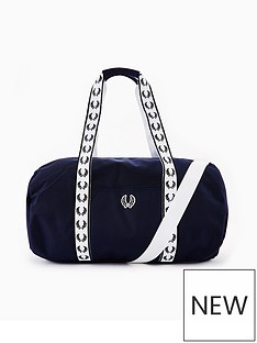fred-perry-fred-perry-track-barrel-bag