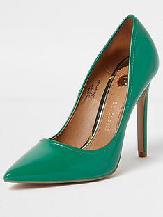 river-island-court-high-heels--green