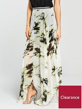 religion-impact-floral-maxi-skirt