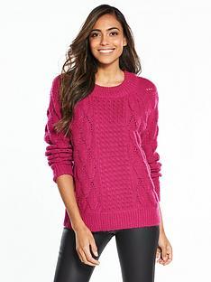 vila-satira-long-sleeve-knit-top