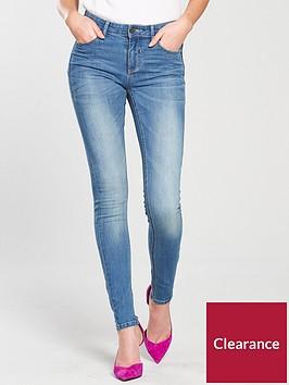 vila-commit-slim-jeans