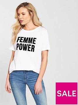 vila-farah-short-sleeve-t-shirt
