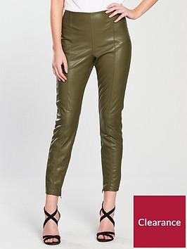 vila-faux-leather-leggings-pale-green