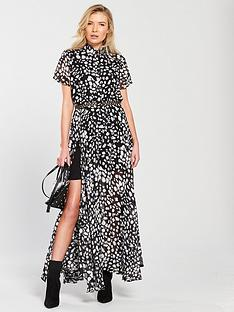religion-decoy-printed-maxi-dress