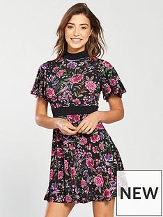 v-by-very-jersey-printed-skater-dress
