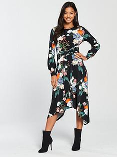 v-by-very-printed-handkerchief-hem-jersey-dress