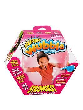 wubble-ball-super-wubble-with-pump-pink