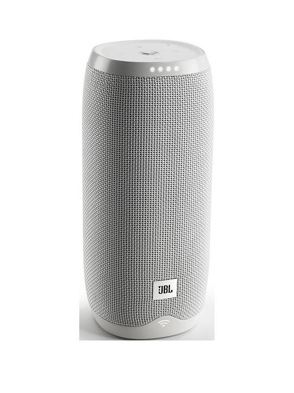 Link 20 Voice-Activated Portable Speaker with Google Assistant