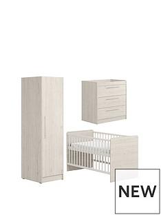 little-acorns-little-acorns-portofino-cotbed-dresser-amp-single-wardrobe--grey-oak