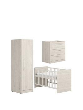little-acorns-little-acorns-portofino-cotbed-dresser-single-wardrobe--grey-oak