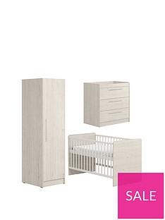little-acorns-portofino-cot-bed-dresser-amp-single-wardrobe-grey-oak
