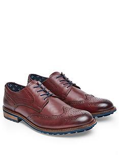 joe-browns-get-smart-leather-brogue