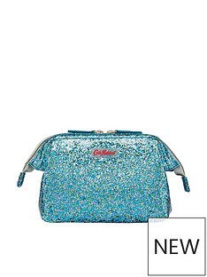 cath-kidston-cath-kidston-azure-blue-painted-glitter-make-up-bag