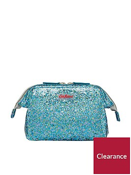 cath-kidston-cath-kidston-azure-blue-painted-glitter-make-up-bag