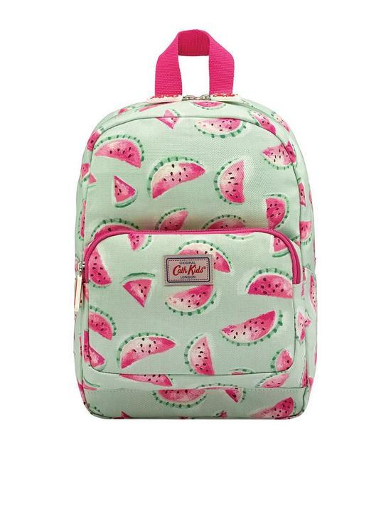 Cath Kidston Cath Kidston Medium Padded Backpack Watermelons