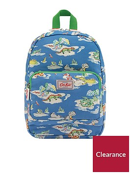 cath-kidston-hippos-amp-friends-medium-padded-backpack